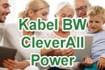 Kabel BW CleverAll Power - KabelBW Tarif Internet, Telefon, Kabel-TV