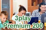 Unitymedia 3play PREMIUM 200 Tarif