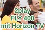 Unitymedia 2play FLY 400 mit Horizon TV